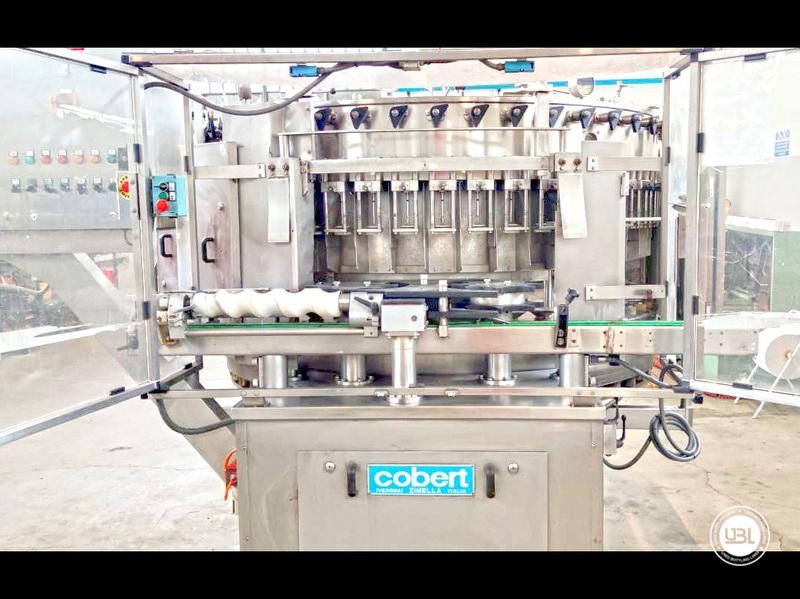 Used Isobaric Filling Machine Bertolaso Suprema 48 valves Sparkling Wine up to 9000 bph - 3