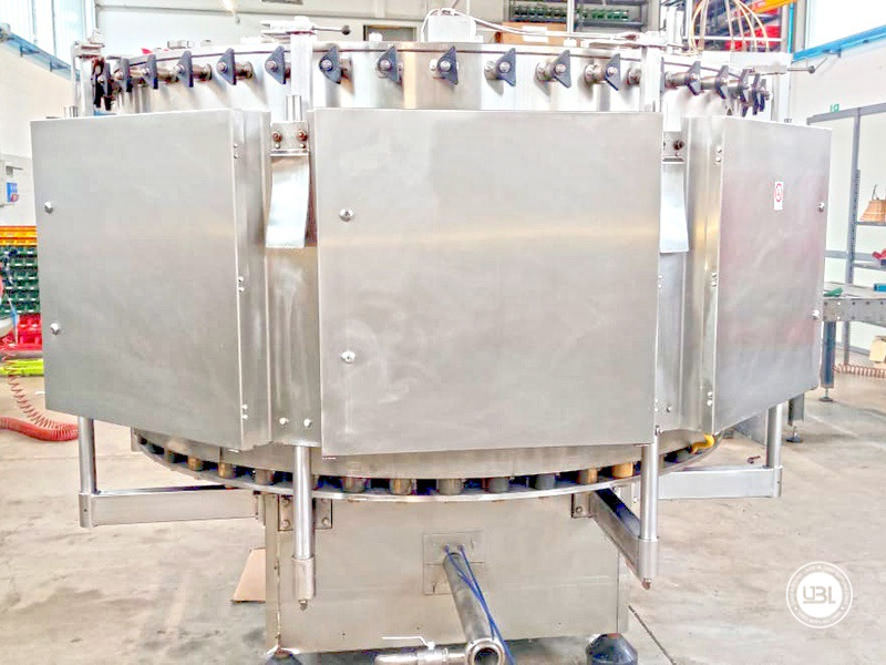 Used Isobaric Filling Machine Bertolaso Suprema 48 valves Sparkling Wine up to 9000 bph - 5