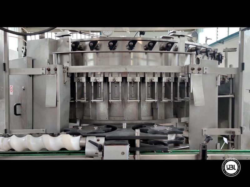 Used Isobaric Filling Machine Bertolaso Suprema 48 valves Sparkling Wine up to 9000 bph - 7