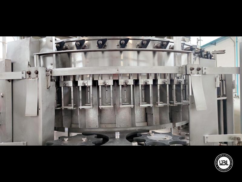 Used Isobaric Filling Machine Bertolaso Suprema 48 valves Sparkling Wine up to 9000 bph - 8