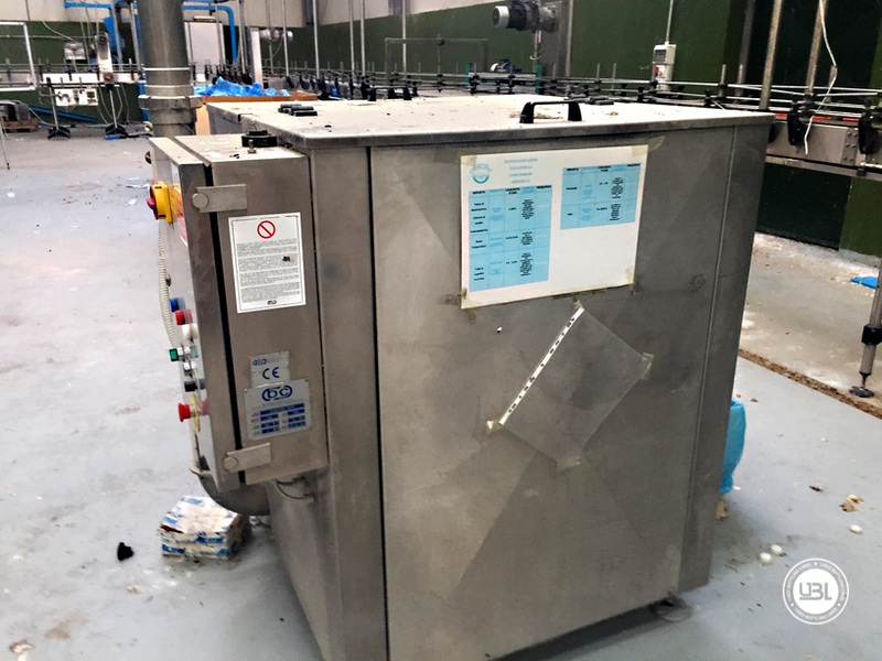 Used Bottling Isobaric Filling Triblock BC MASTERBLOCK 42-50-10 PET Glass up to 7000 bph - 11