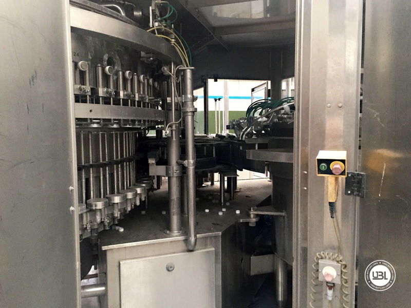Used Bottling Isobaric Filling Triblock BC MASTERBLOCK 42-50-10 PET Glass up to 7000 bph - 3