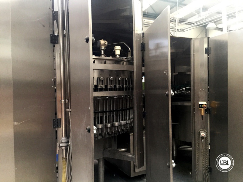 Used Bottling Isobaric Filling Triblock BC MASTERBLOCK 42-50-10 PET Glass up to 7000 bph - 4