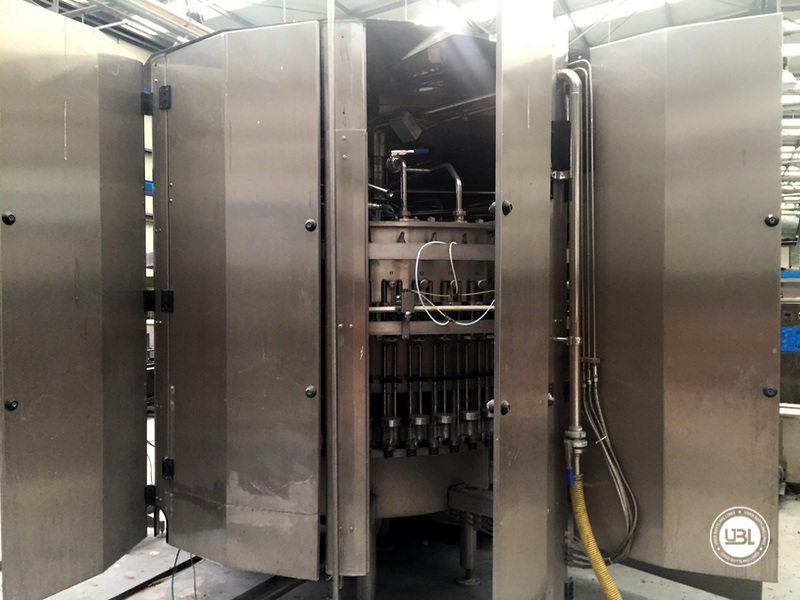 Used Bottling Isobaric Filling Triblock BC MASTERBLOCK 42-50-10 PET Glass up to 7000 bph - 5