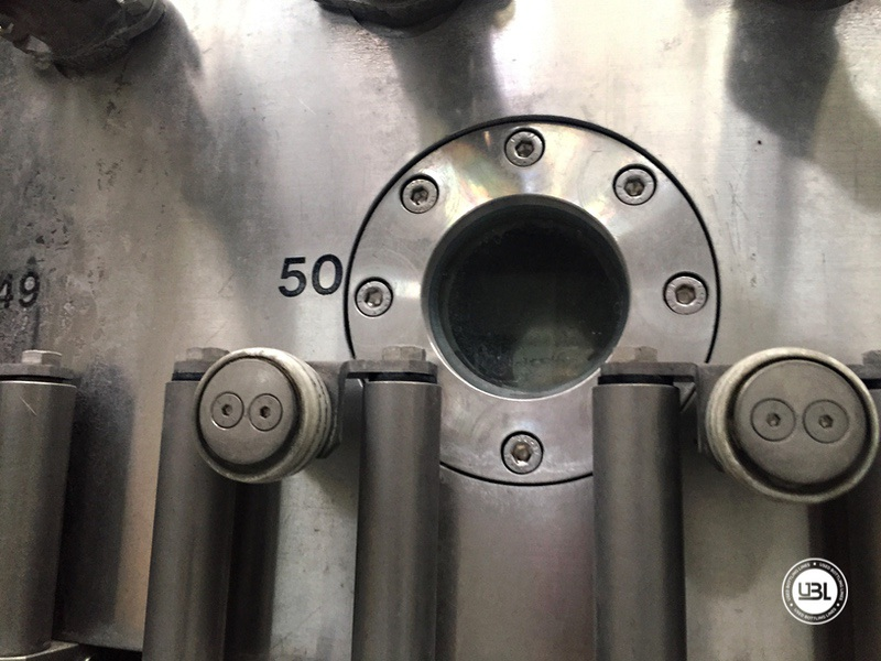 Used Bottling Isobaric Filling Triblock BC MASTERBLOCK 42-50-10 PET Glass up to 7000 bph - 7