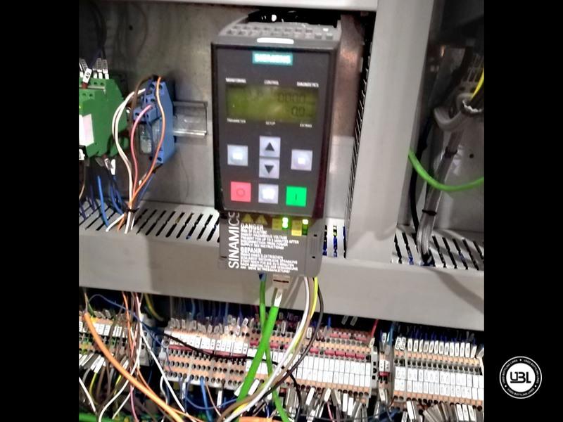 Riempitrice isobarica automatica usata Bertolaso modello Suprema 32 valvole per spumante - 7